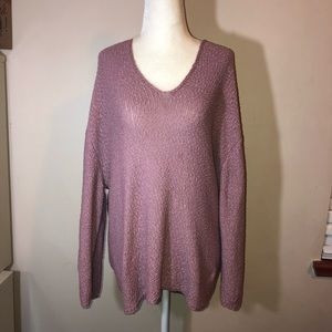 URBAN OUTFITTERS Cotton Blend Oversize Sweater
